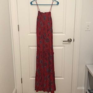Free people maxi dress - Never Worn with tags!
